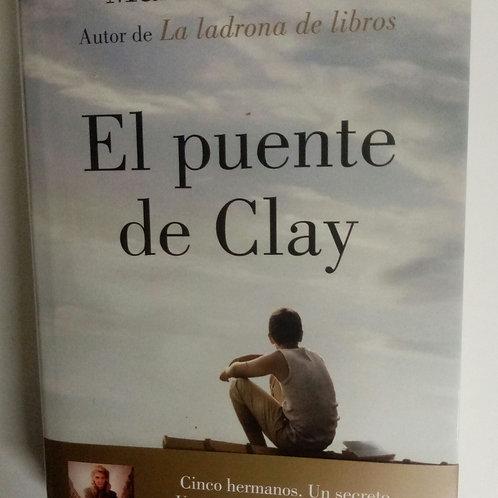 El puente de Clay (Markus Zusak)