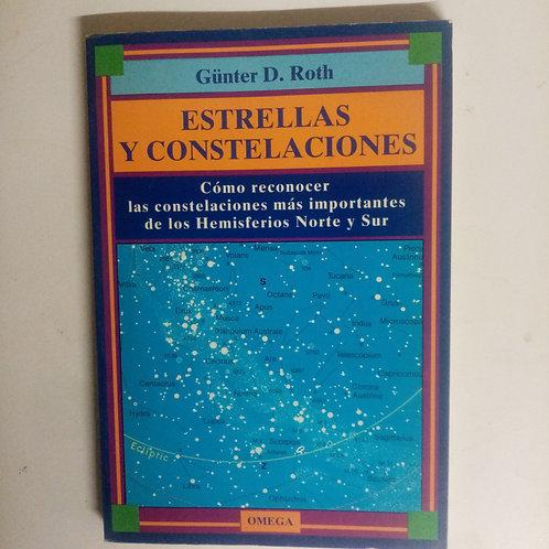 Estrellas y constelaciones (Günter D. Roth)