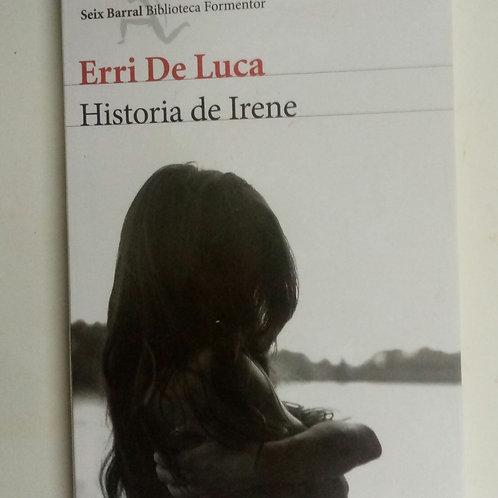 Historia de Irene (Erri De Luca)