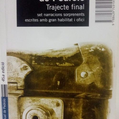 Trajecte final (Manuel dd Pedrolo)