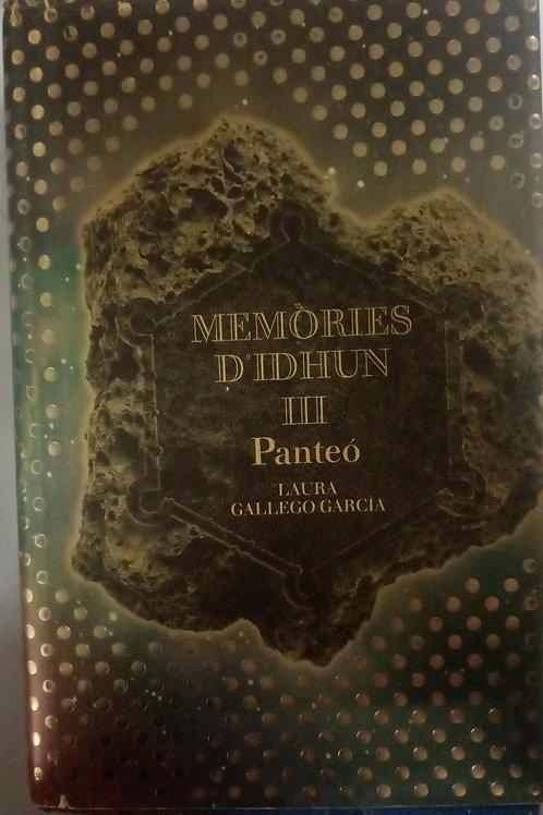 Memories D' Idhun IiI Panteó (Laura Gallego García)