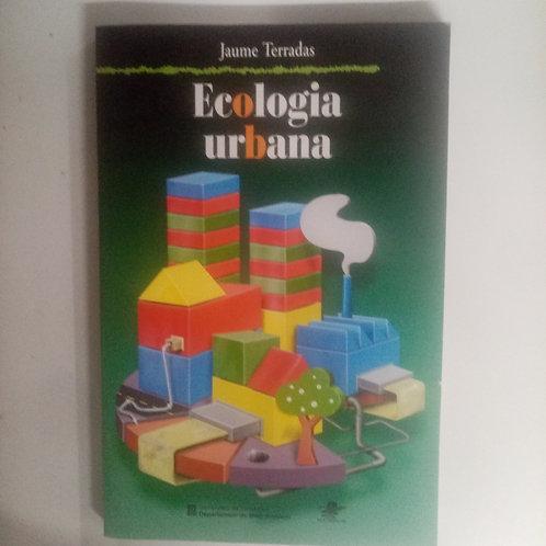 Ecologia urbana (Jaume Terradas)