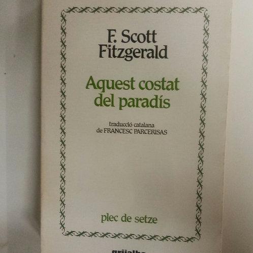 Aquest costat del paradís (F. SCott Fitzgerald)