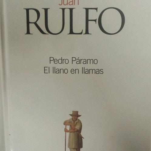 Pedro Páramo y El llano en llamas (Juan Rulfo)