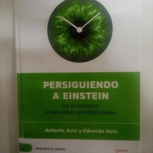 Persiguiendo a Enstein (Antonio Acín y Eduardo Acín)