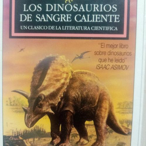 Los dinosaurios de sangre caliente (Adrian Desmond)