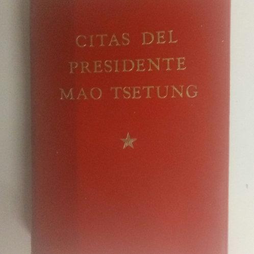 Citas del presidente Mao Tsetung