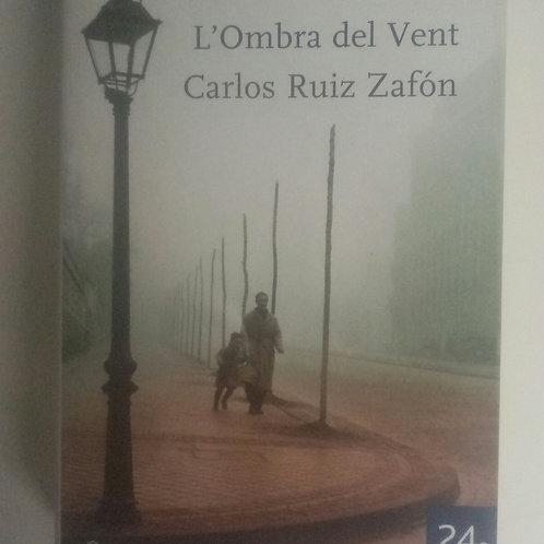L'Ombra del Vent (Carlos Ruiz Zafón)