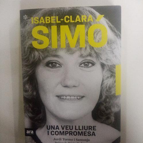 Una veu lliure i compomesa (Isabel-Clara Simó)