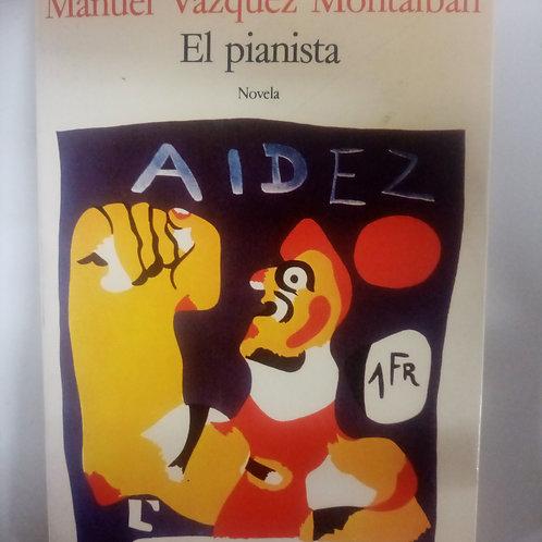 El pianista (Manuel Vázquez Montalbán)