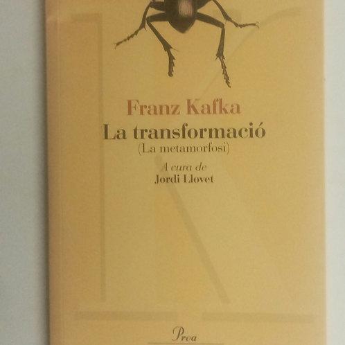 La transformació (Franz Kafka)