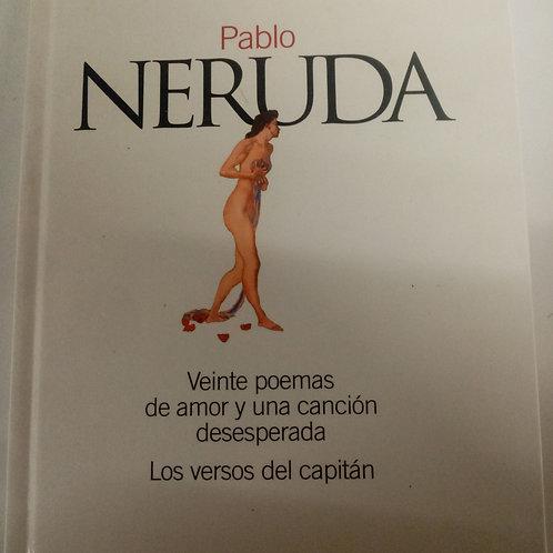 Veinte poemas de amor  - Los versos del capitán (Pablo Neruda)