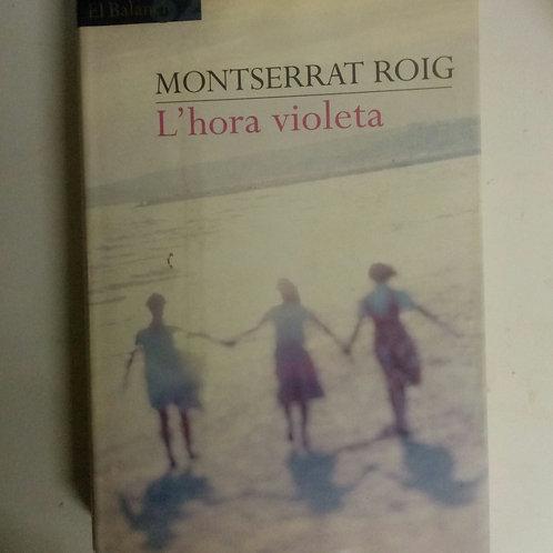 L'hora violeta (Montserrat Roig)