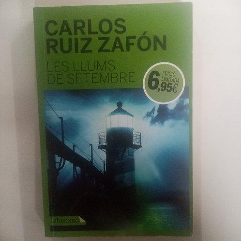 Les llums de setembreb(Carlos Ruiz Zafón)