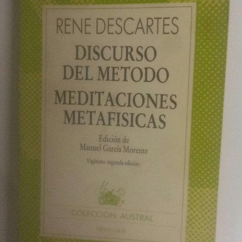 Discurso del metodo. Meditaciones metafisicas (Rene Descartes)