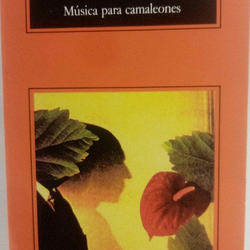 Música para camaleones (Truman Capote)