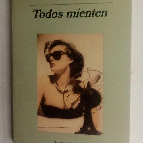 Todos mienten (Soledad Puértolas)