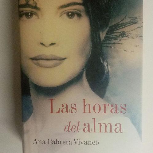 Las horas del alma (Ana Cabrera Vivanco)