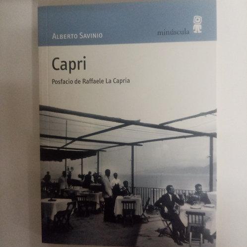 Capri (Alberto Savinio)