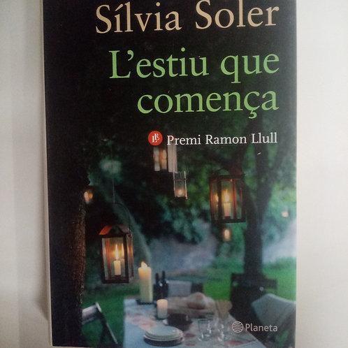 L'estiu que comenca (Sílvia Soler)