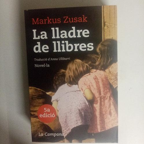 La lladre de llibres (Markus Zusak)