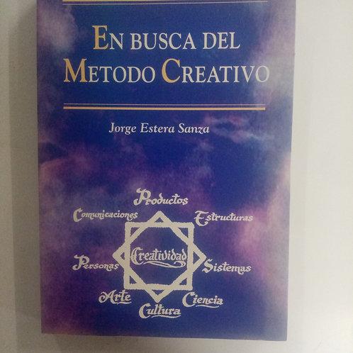 En busca del metodo creativo (Jorge Estera Sanza)