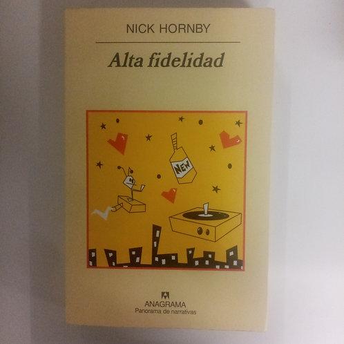 Alta fidelidad (Nick Hornby)