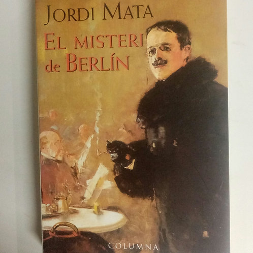 El misteri de Berlín (Jordi Mata)
