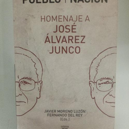 Pueblo nación. Homenaje a José Álvarez Junco (Luzón - Del Rey)