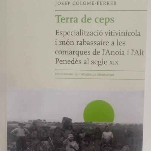 Terra de ceps (Josep Colomé-Ferrer)