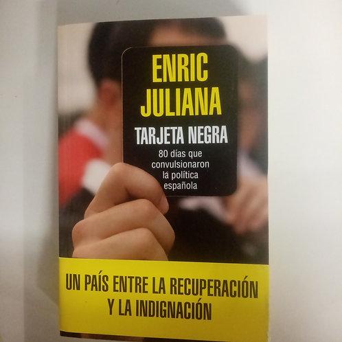 Tarjeta negra (Enric Juliana)