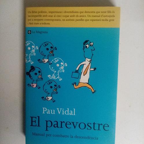 El parevostre (Pau Vidal)