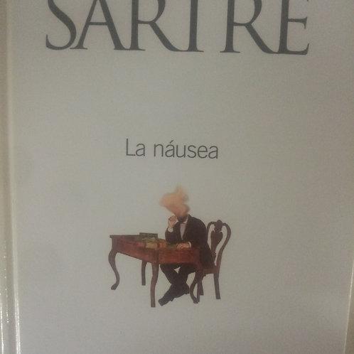 La náusea (Jean-Paul Sartre)
