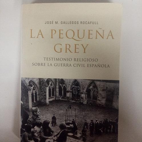 La pequeña Grey (José M. Gallegos Rocafull)