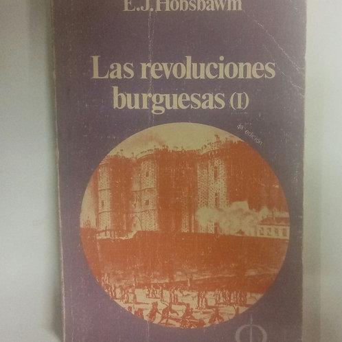 Las revoluciones burguesas (E. J. Hobsbawm)