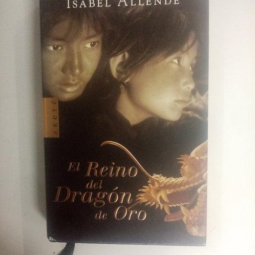 El reino del dragón de oro (Isabel Allende)