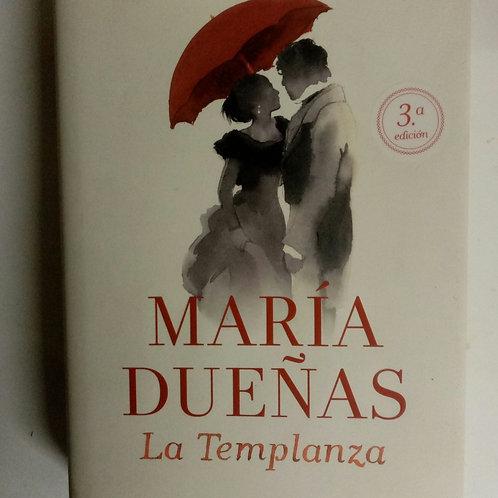 La templanza (María Dueñas)