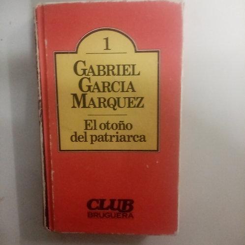 El otoño del patriarca (Gabriel Garcia Marquez)