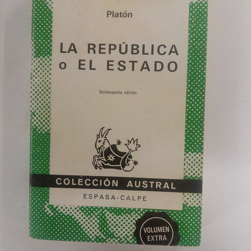 La república ( Platón)