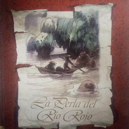 La perla del río rojo (Emilio Salgari)