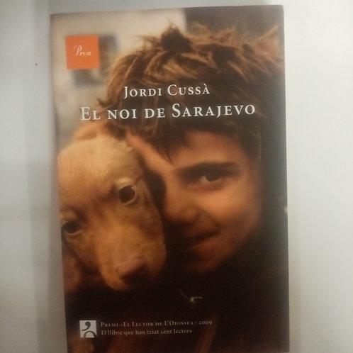 El noi de Sarajevo (Jordi Cussa)