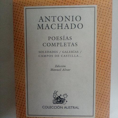 Poesías completas (Antonio Machado)