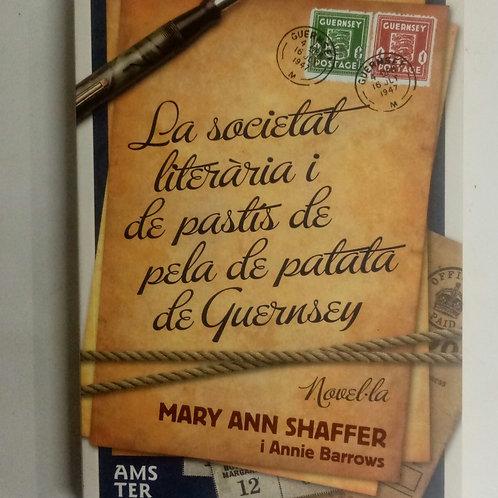 La societat literaria i de pastis de pela de patata de Guernsey (Mary A. Shaffer