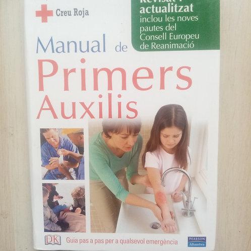 Manual de primers auxilis (creu roja)