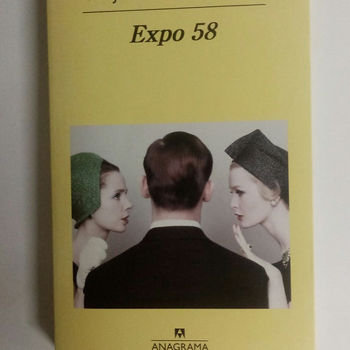 Expo 58 (Jonathan Coe)