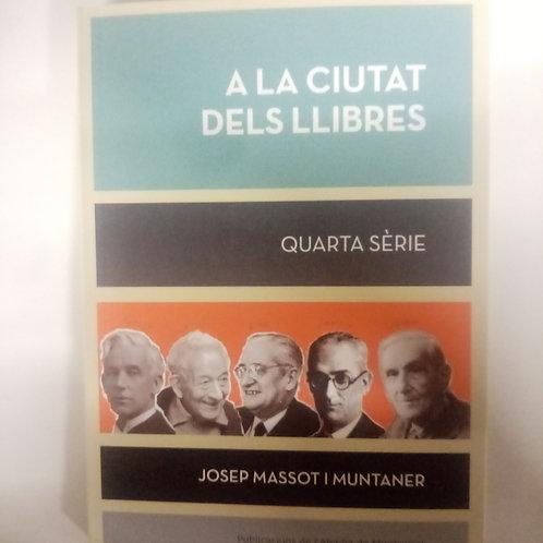 A la ciutat dels llibres (Josep Massot I Muntaner)