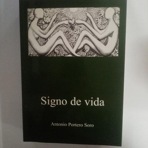 Signo de vida (Antonio Portero Soro)