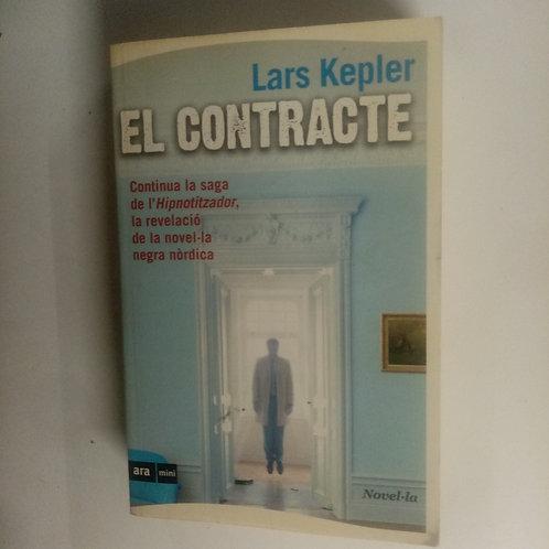 El contracte (Lars Kepler)