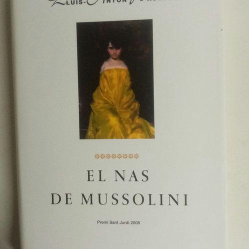 El nas de Mussolini (Lluís Anton Baulenas)