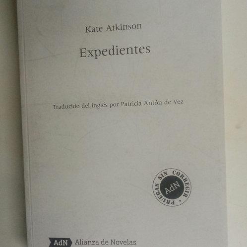 Expedientes (Kate Atkinson)
